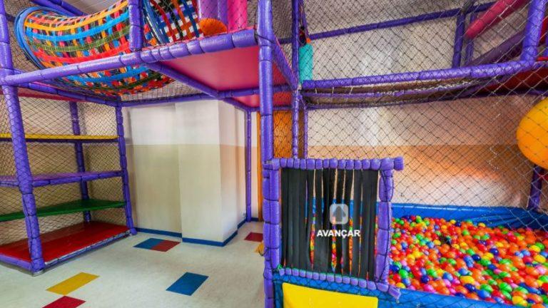 Brinquedão para o Ensino Infantil no Instituto de Ensino Sagrada Família em São Caetano do Sul