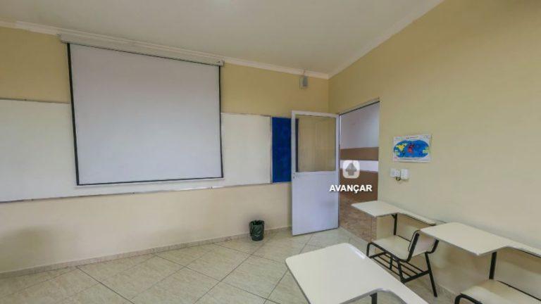 Sala de Ensino Fundamental no Instituto de Ensino Sagrada Família em São Caetano do Sul