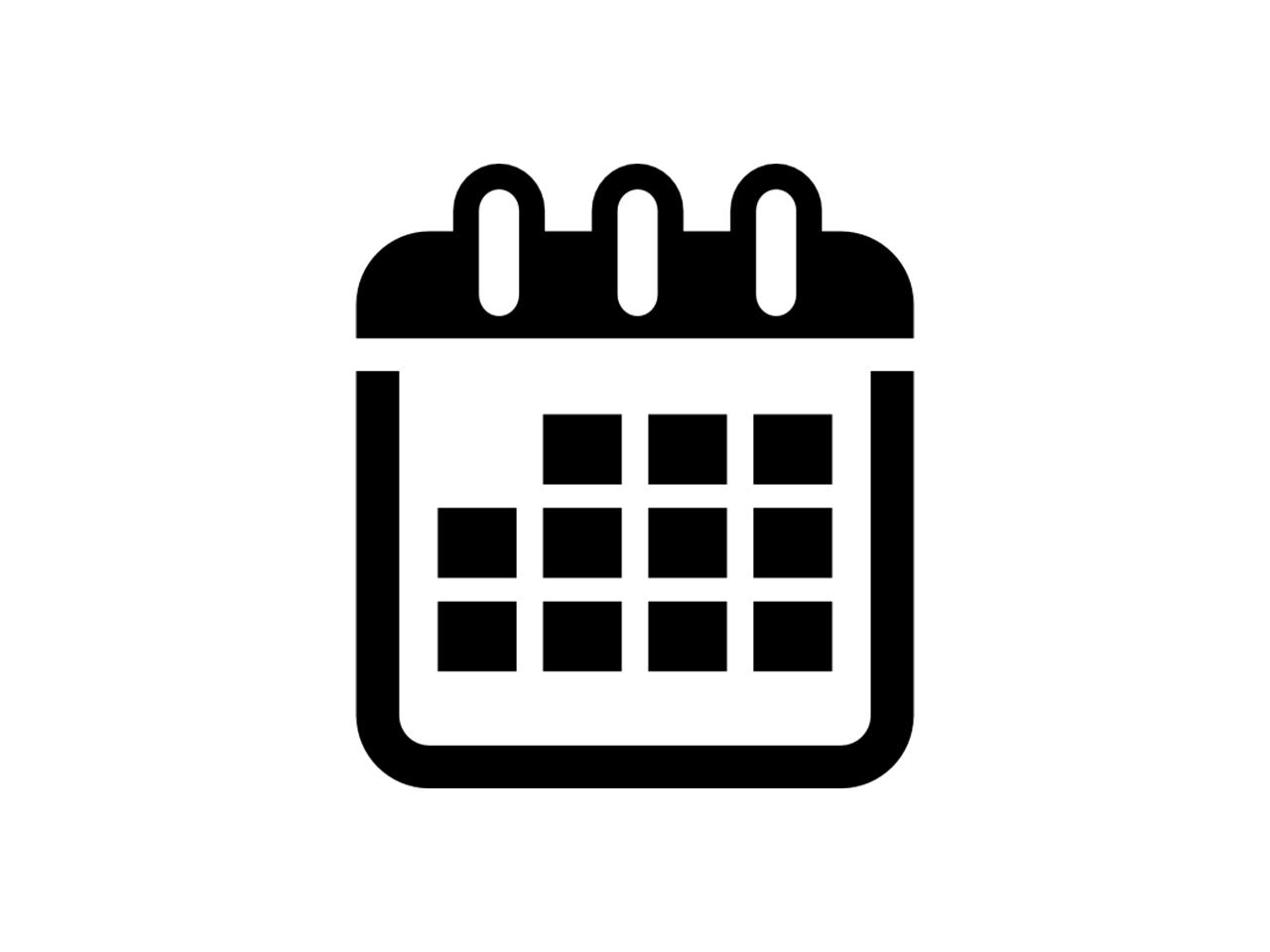 Calendário de recuperação 2º bimestre