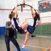 Circo no Instituto de Ensino Sagrada Família em São Caetano do Sul