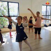 Dança no Instituto de Ensino Sagrada Família em São Caetano do Sul